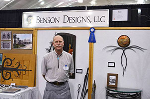 Jeff Benson - Master Blacksmith