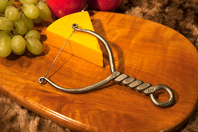AC1-0436 Cheese Cutter with Twisted Handle