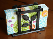 AC1-0410 Arts & Crafts Napkin Holder